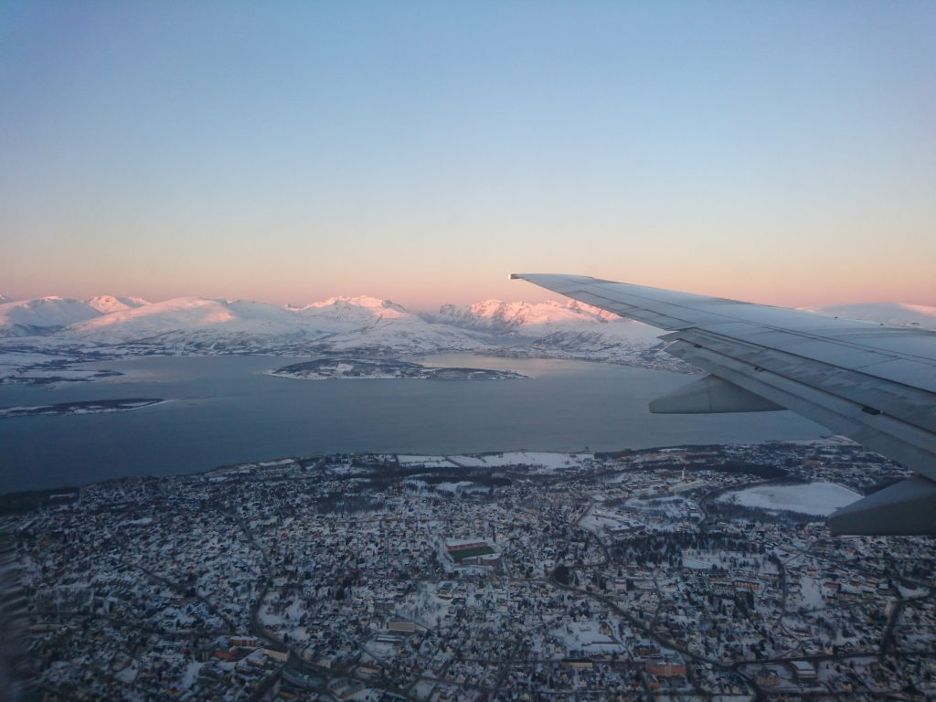 Known as the City of the Northern Lights, Tromso was the home of the 7th ForBio annual meeting