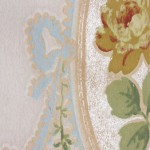 Wall paper with mica pigment (19th century). (Picture: http://www.todocoleccion.net/estufa-antigua-salamandra~x24220386)