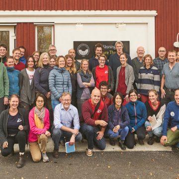 Hovedvekten av forskerne er fra Umeå Universitetet, som er til tilknyttet CIRC